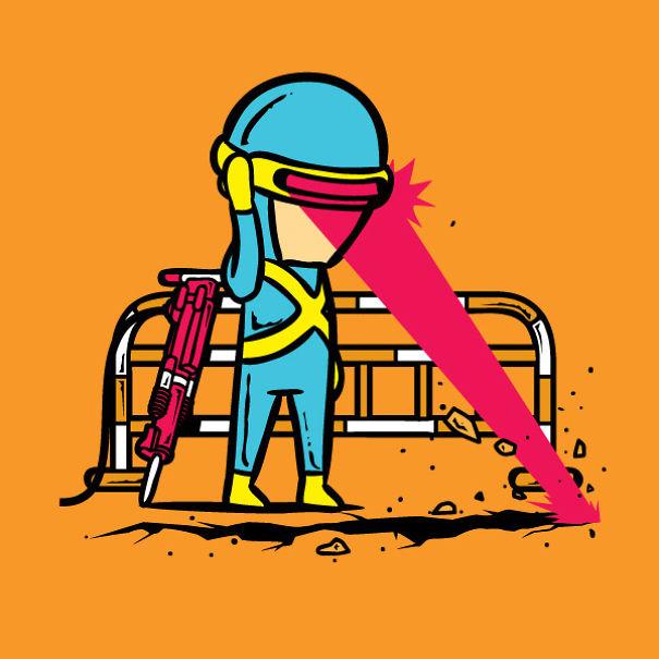 supereroi-lavoro-partime-divertenti-caricature-13