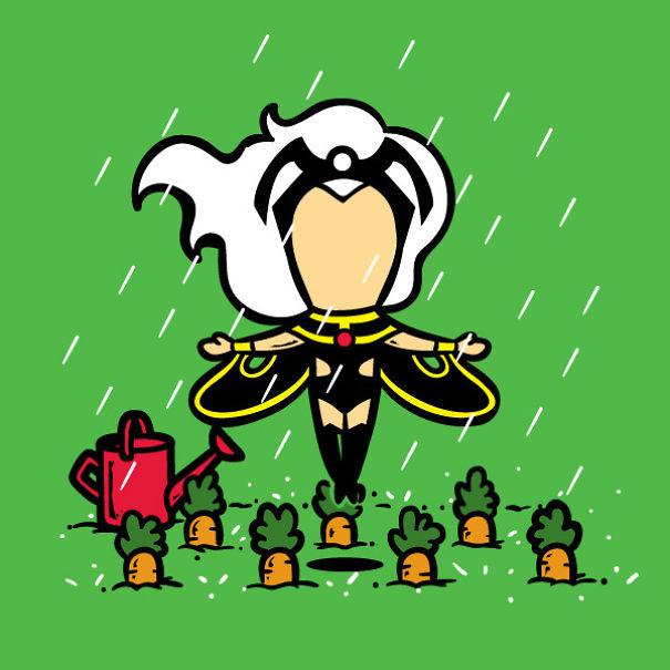 supereroi-lavoro-partime-divertenti-caricature-15