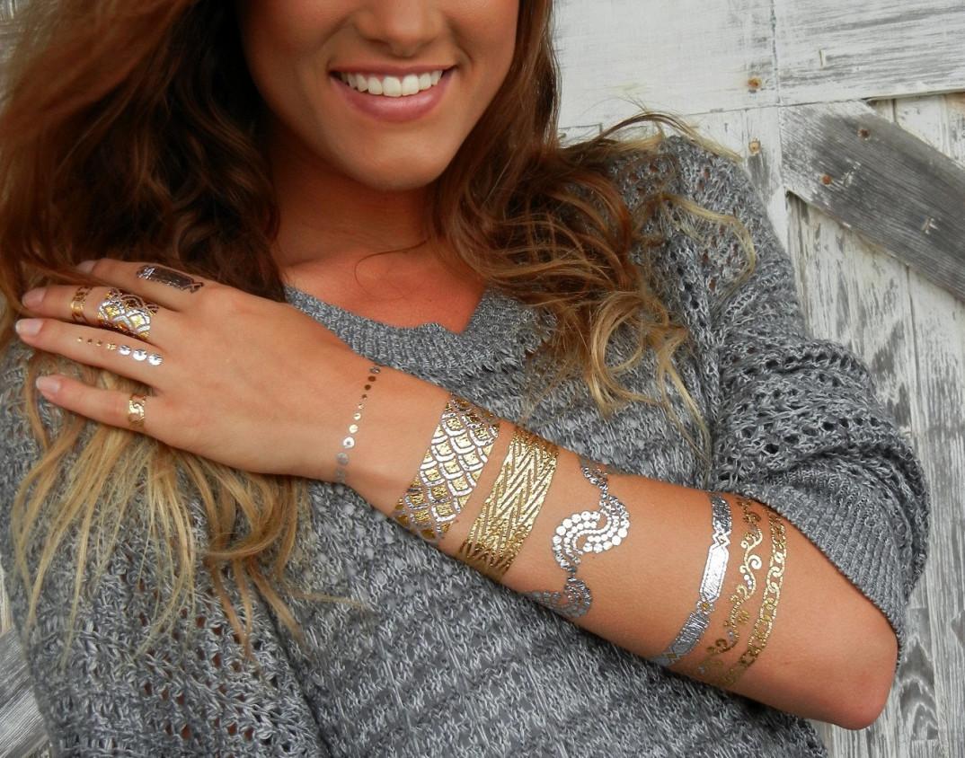 tatuaggi-temporanei-metallici-dorati-colorati-neri-esempi-moda-12
