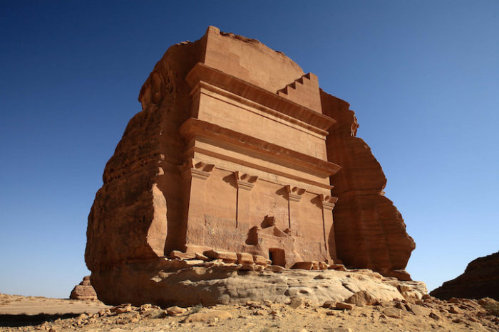 tomba-sepolcro-Qasr-al-Farid-arabia-saudita-archeologia-3
