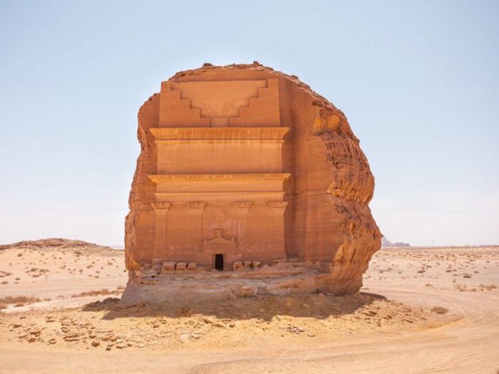 tomba-sepolcro-Qasr-al-Farid-arabia-saudita-archeologia-4