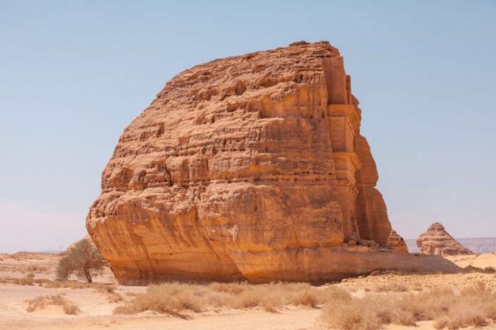 tomba-sepolcro-Qasr-al-Farid-arabia-saudita-archeologia-5