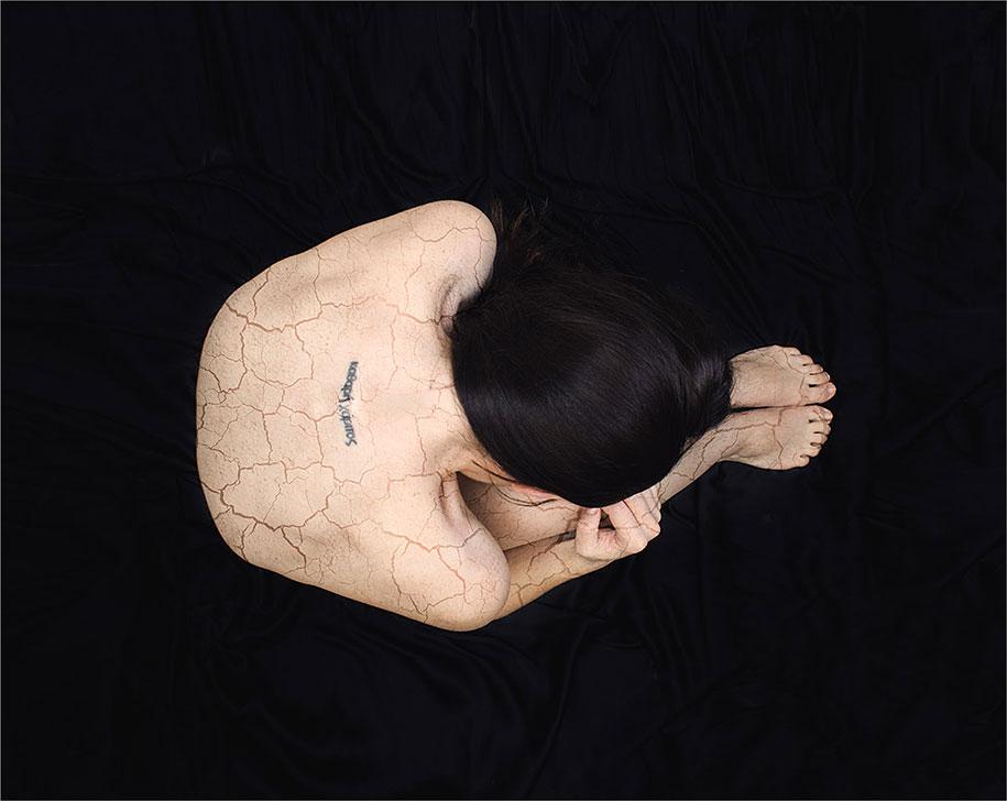 ansia-depressione-foto-surreali-autoritratti-katie-crawford-02