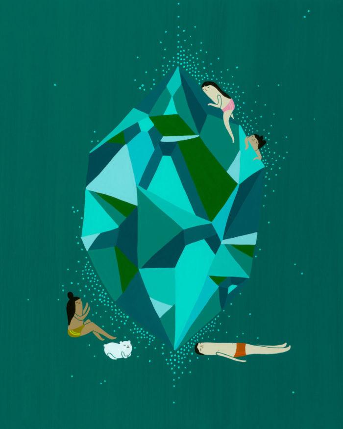 arte-illustrazioni-dipinti-bizzarri-laura-berger-04