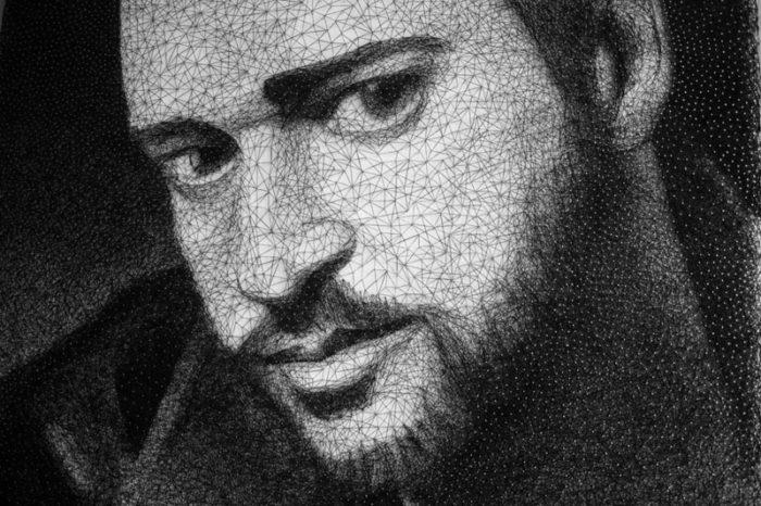 artista-zenyk-palagniuk-ritratto-justin-timberlake-chiodi-filo-05
