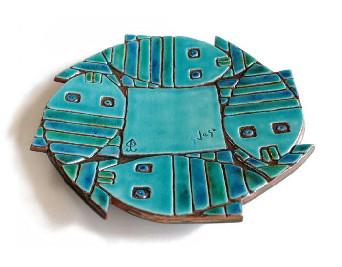 Le ceramiche artistiche di G Vega: piastrelle, decorazioni