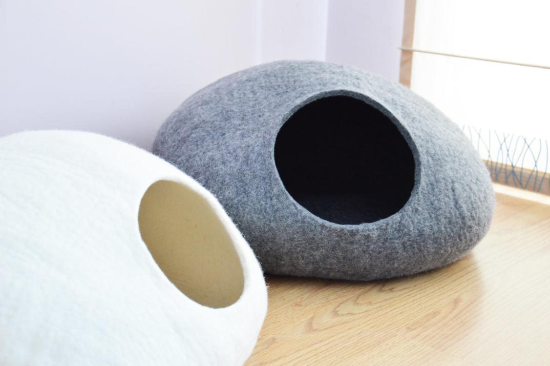 Cucce lettini gatti cani appartamento interno casa for Cucce per gatti da esterno coibentate