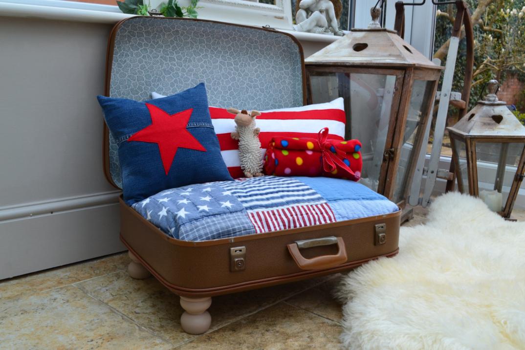 Mobili Per Gatti Fai Da Te : Idee creative e spiritose di letti e cucce per gatti e cani che