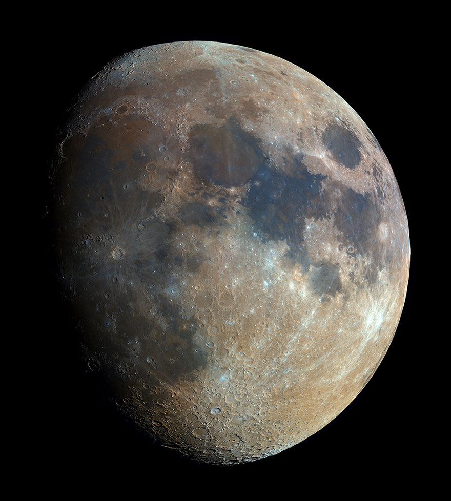 Fotografo astronomico autodidatta crea una foto ad alta ...