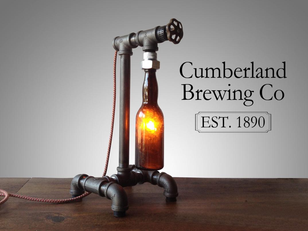 Lampade Bottiglie Vetro: Come fare una lampada con bottiglia di ...
