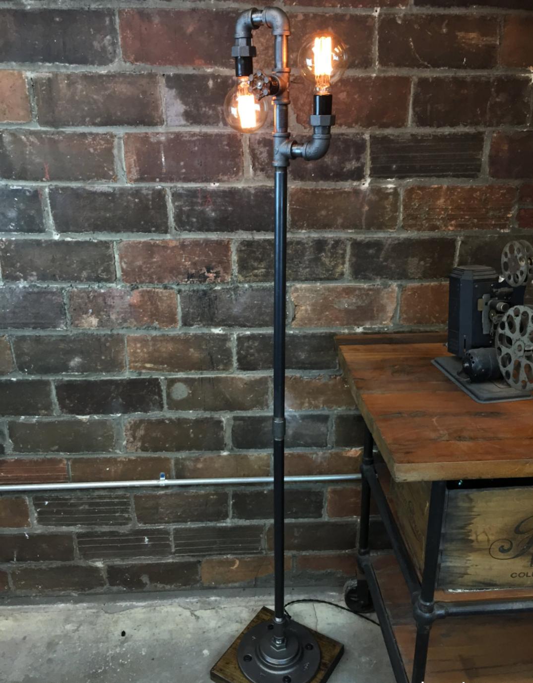 lampade-steampunk-stile-industriale-arredamento-08 - KEBLOG