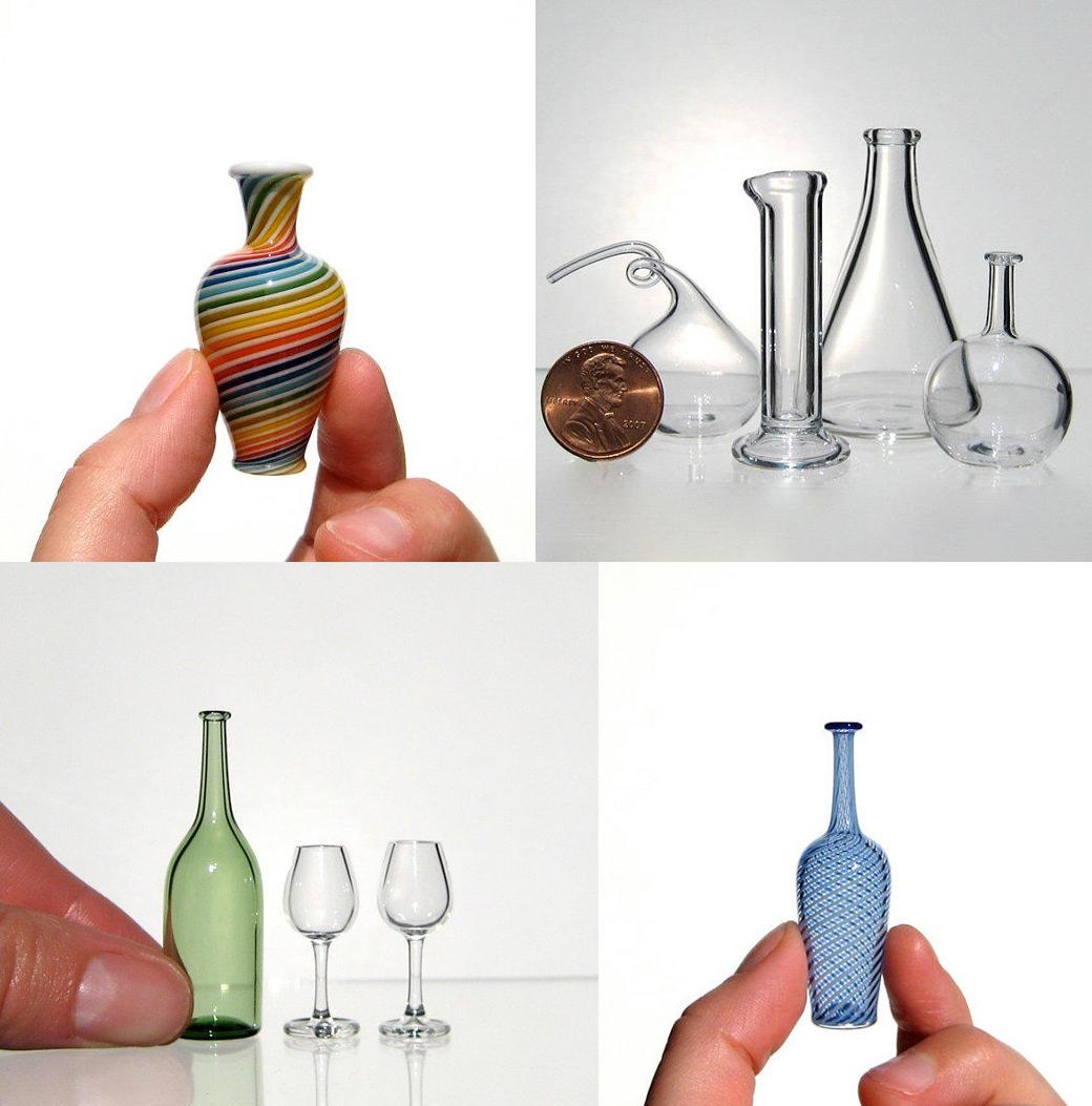 miniature-vetro-soffiato-a-mano-bicchieri-bottiglie-vasi-kiva-ford-1