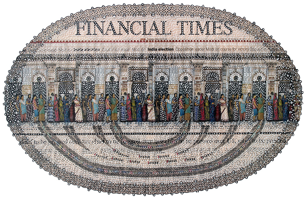 prime-pagine-giornali-ritagli-arte-mosaici-myriam-dion-01
