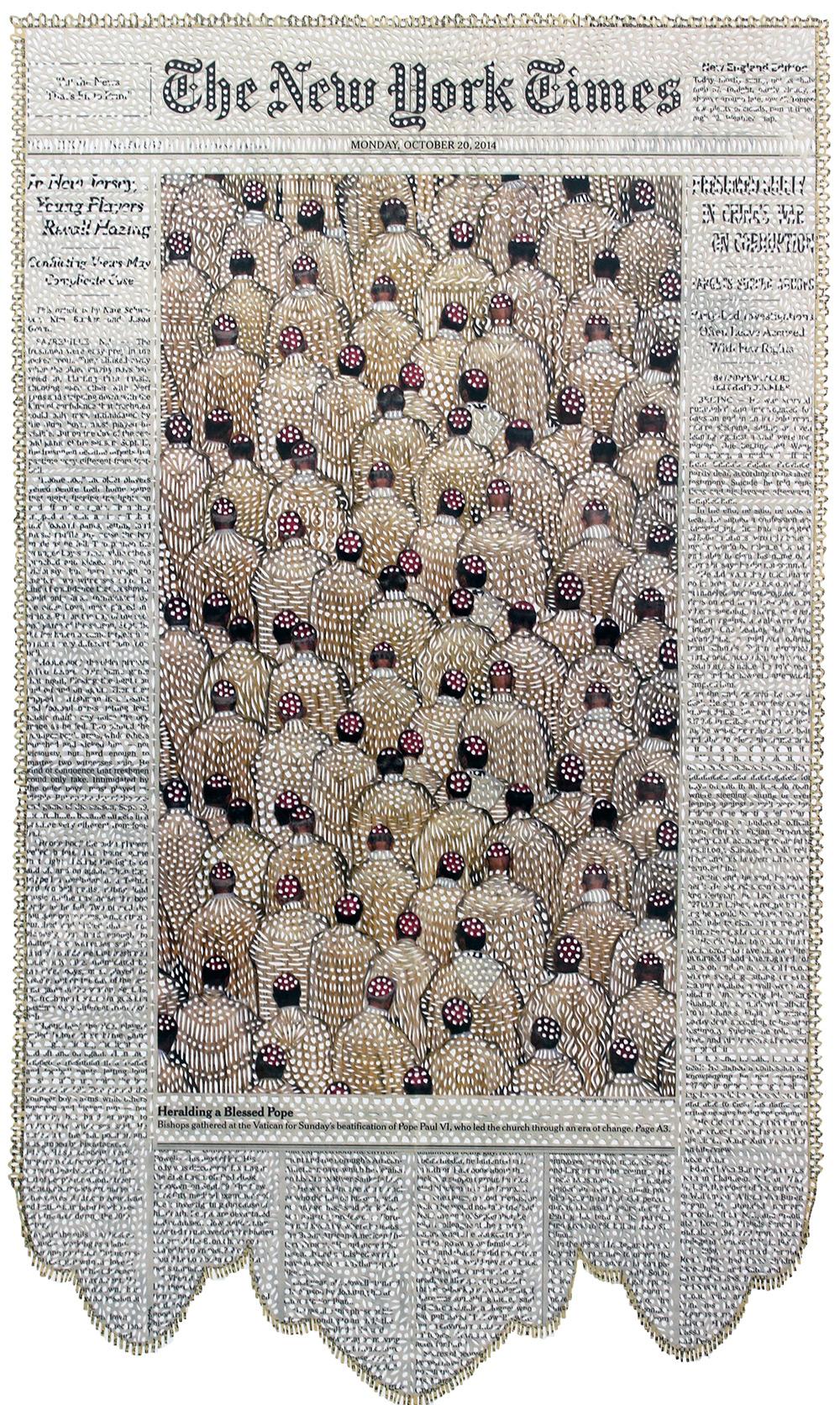 prime-pagine-giornali-ritagli-arte-mosaici-myriam-dion-05