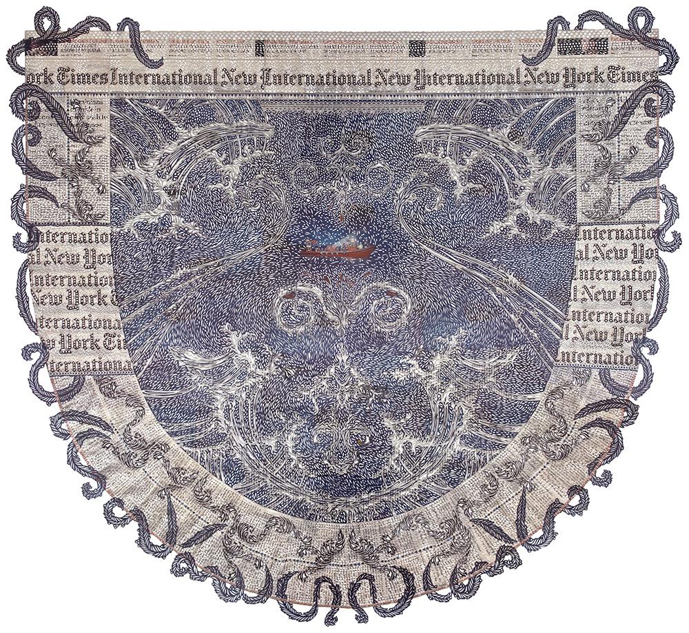 prime-pagine-giornali-ritagli-arte-mosaici-myriam-dion-06
