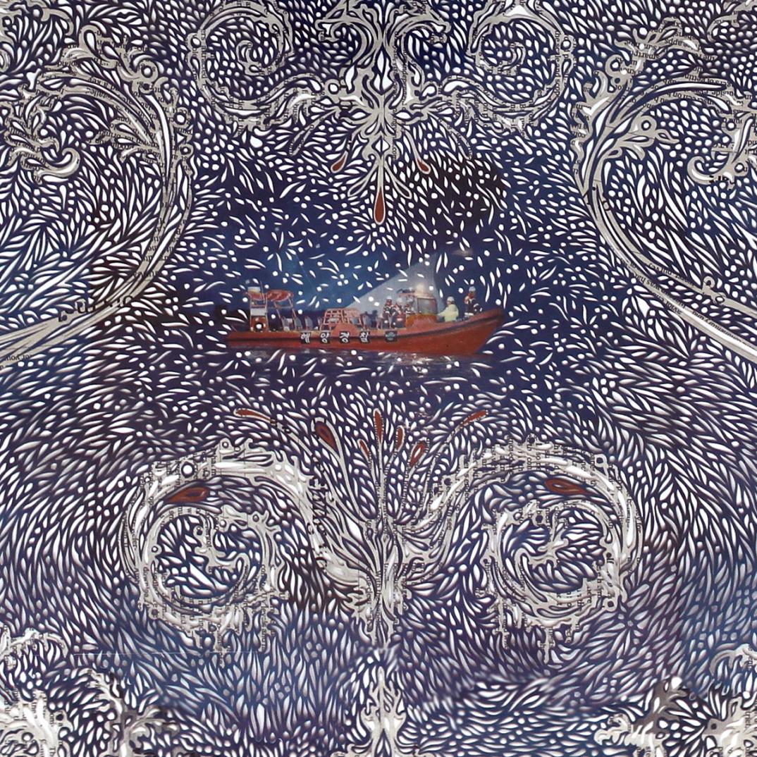 prime-pagine-giornali-ritagli-arte-mosaici-myriam-dion-07