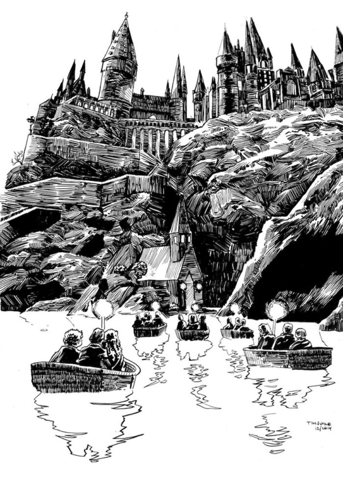 HarryPotter-illustrazioni