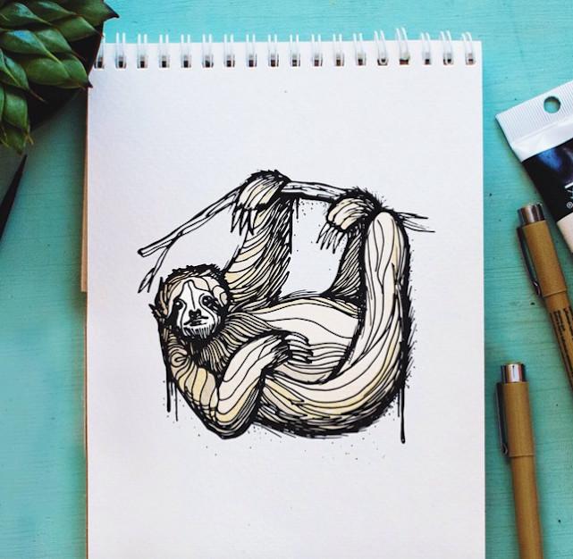 animali-illustrati-alfabeto-kyson-dana-07