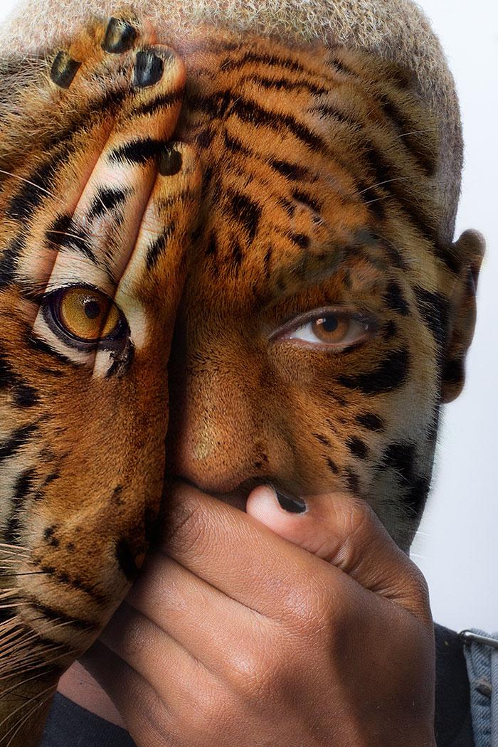arte-ritratti-volti-umani-animali-faces-of-the-wild-david-mitchell-08