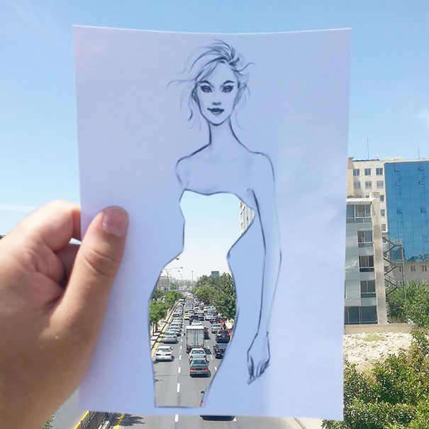 disegni-abiti-ritagliati-decorati-nuvole-palazzi-moda-shamekh-bluwi-6