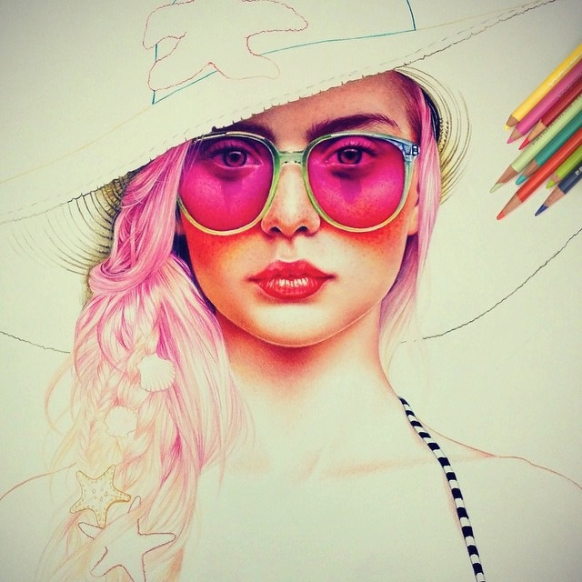 disegni-illustrazioni-colori-a-matita-vivaci-morgan-davidson-8