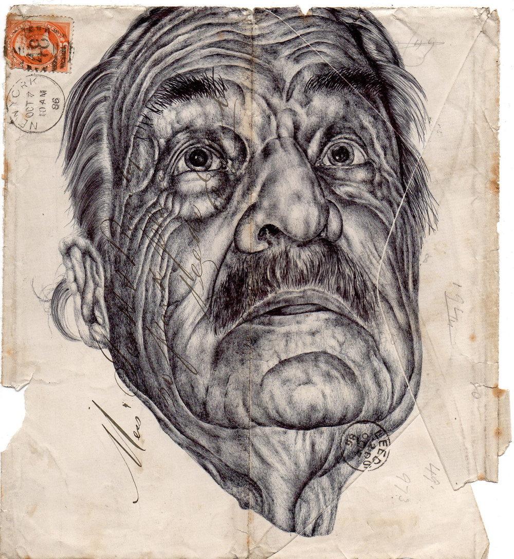 disegni-penna-biro-sfera-vacchie-cartoline-documenti-mappe-cartine-mark-powell-03