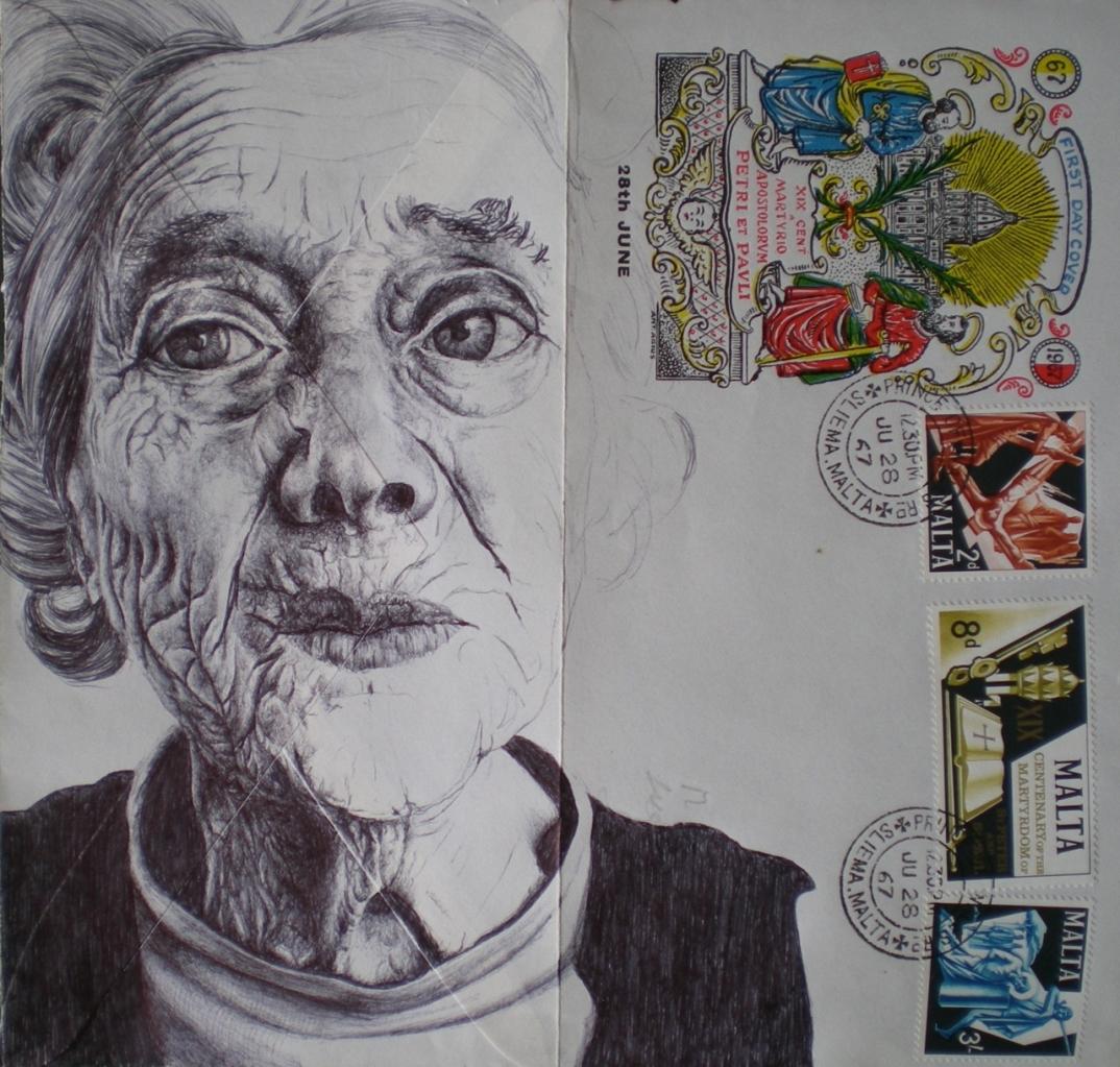 disegni-penna-biro-sfera-vacchie-cartoline-documenti-mappe-cartine-mark-powell-12