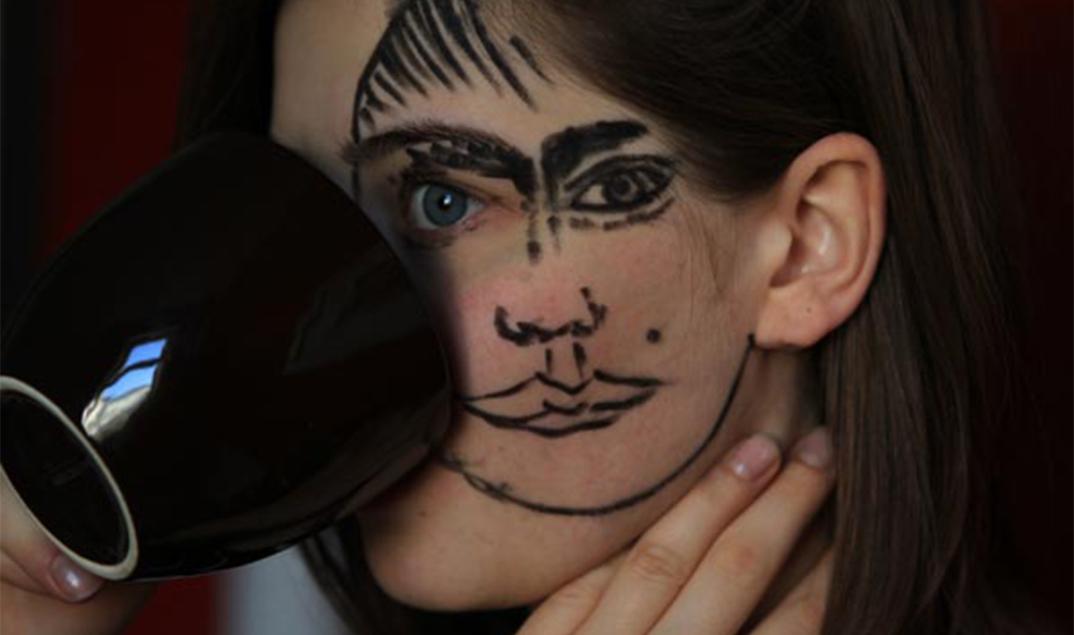 fotografia-arte-ritratti-ragazza-doppio-volto-doubleface-sebastian-Bieniek-04