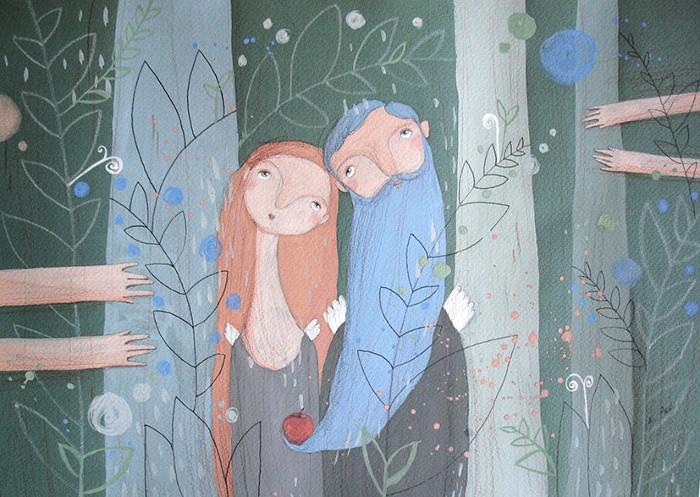 illustrazioni-acquerelli-disegni-stampe-arte-Anastasiya-Prosvetova-11