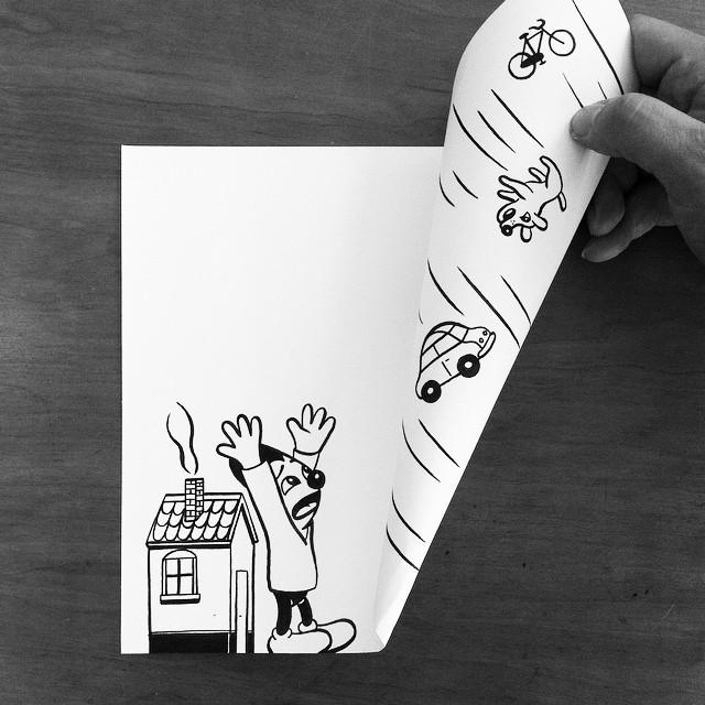 illustrazioni-disegni-penna-ilusioni-ottiche-divertenti-HuskMitNavn-02