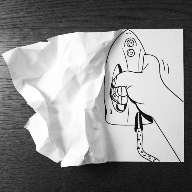 illustrazioni-disegni-penna-ilusioni-ottiche-divertenti-HuskMitNavn-14