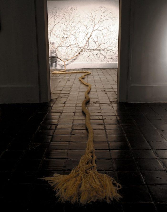 installazioni-arte-sculture-corda-corde-alberi-radici-rami-mello-landini-01