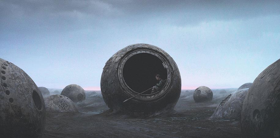 oscuri-mondi-post-apocalittici-illustrazioni-arte-yuri-shwedoff-16