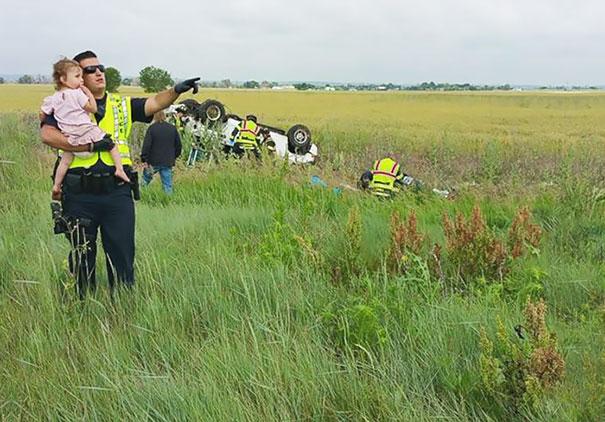 poliziotto-sensibile-consola-bambina-incidente-stradala-padre-morto-1
