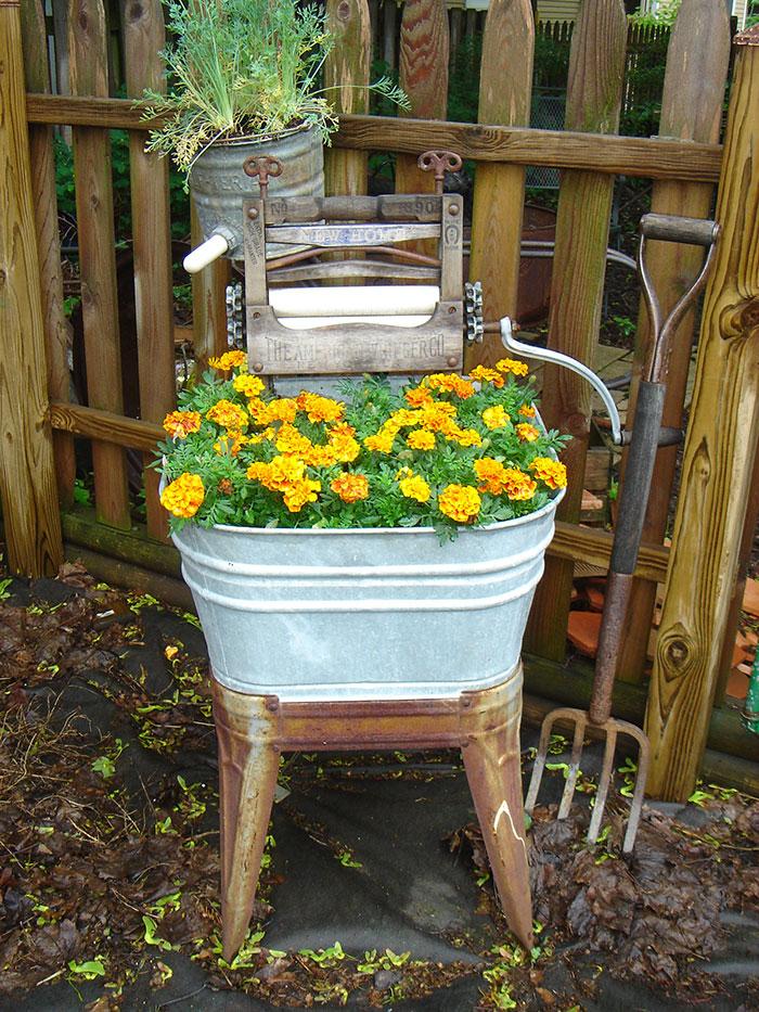Super riciclare-mobili-vecchi-giardino-piante-idee-03 - KEBLOG OH91