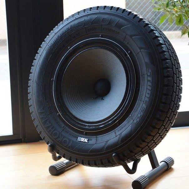 Favoloso 41 modi per riciclare i vecchi pneumatici - KEBLOG DP39