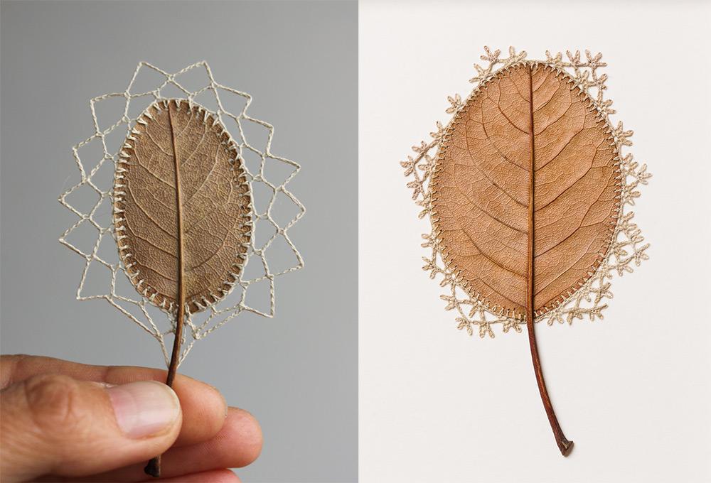 sculture-foglie-secche-uncinetto-filo-arte-susanna-bauer-02