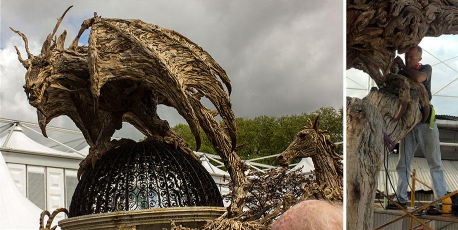 sculture-legno-riciclato-giganti-drahi-james-doran-webb-03
