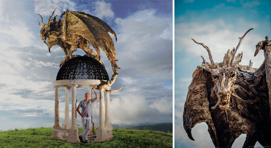 sculture-legno-riciclato-giganti-drahi-james-doran-webb-04