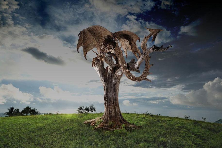 sculture-legno-riciclato-giganti-drahi-james-doran-webb-08