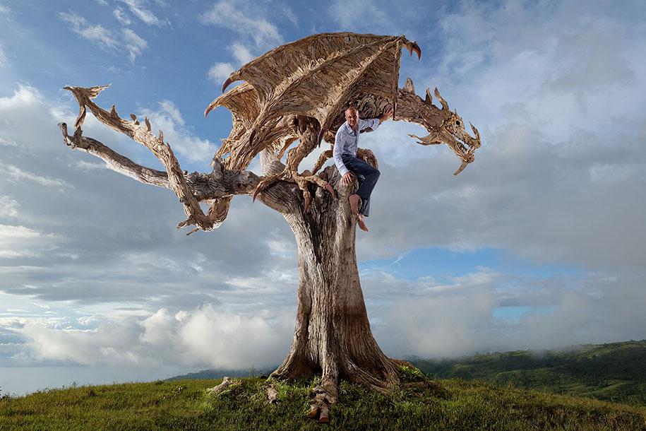 sculture-legno-riciclato-giganti-drahi-james-doran-webb-10