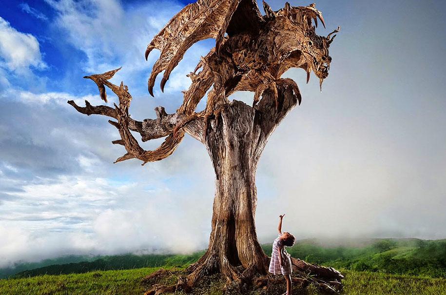 sculture-legno-riciclato-giganti-drahi-james-doran-webb-11