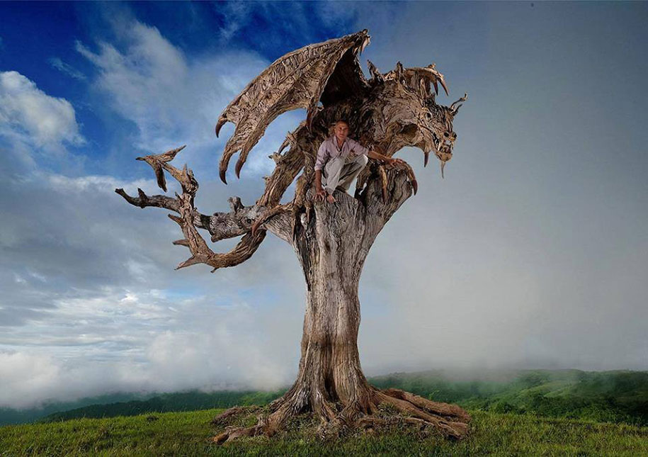 sculture-legno-riciclato-giganti-drahi-james-doran-webb-12