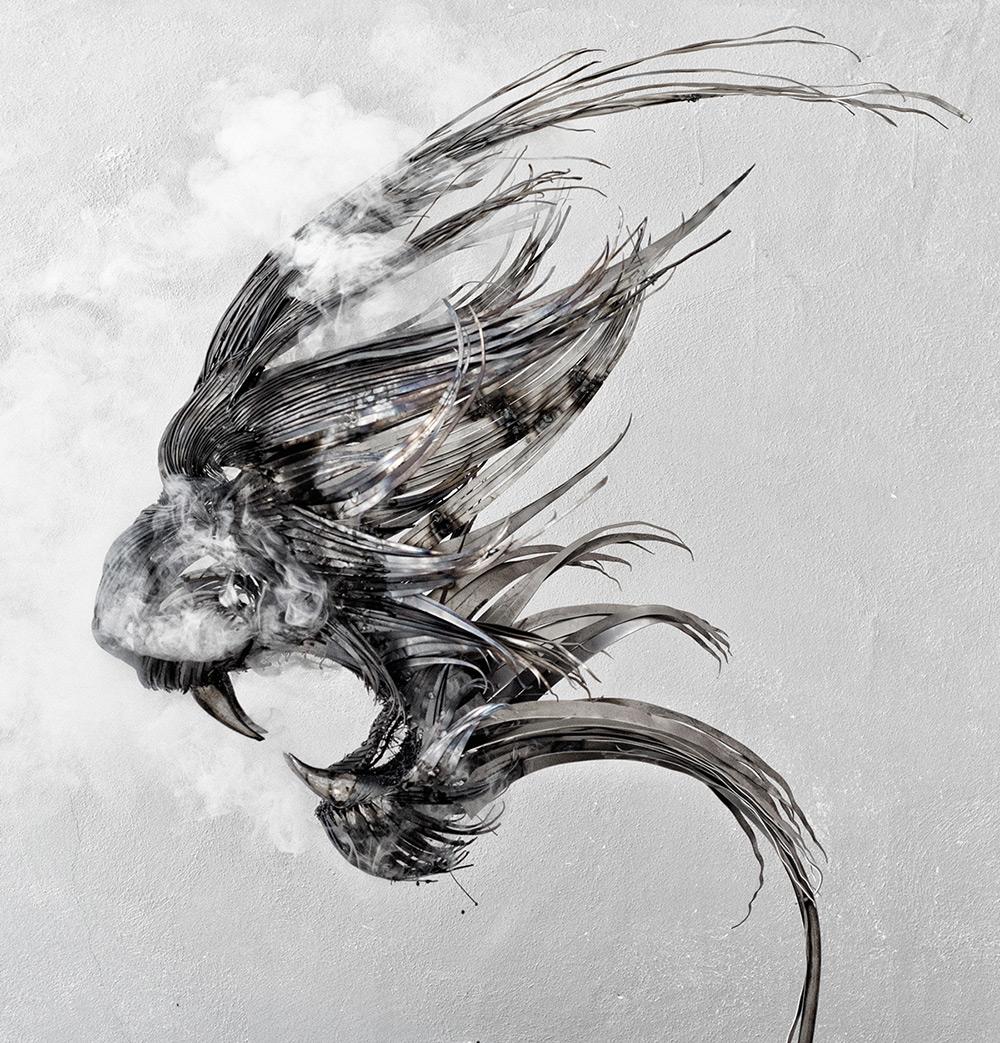 sculture-teste-animali-acciaio-ferro-battuto-selcuk-yilmaz-07