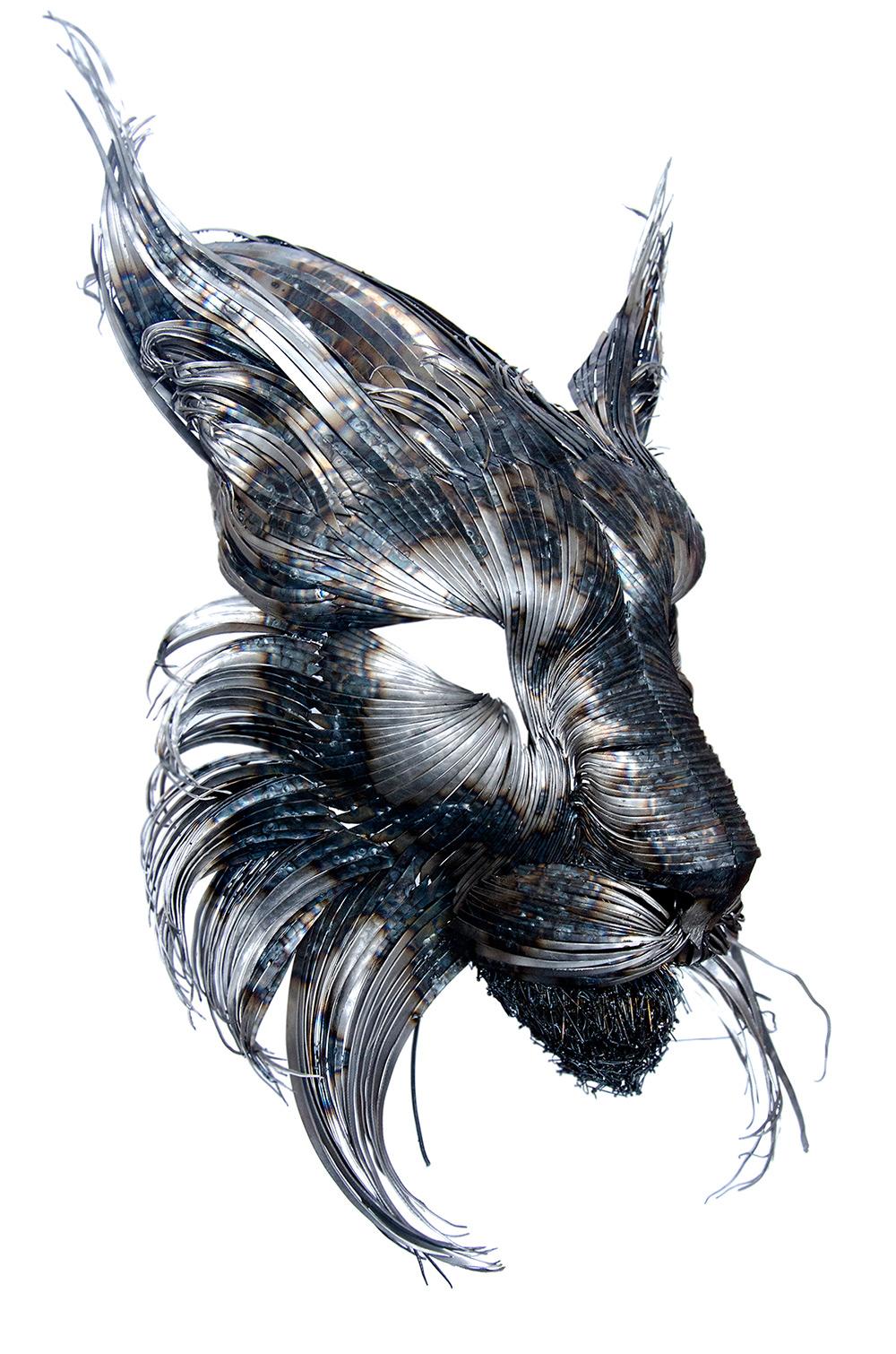 sculture-teste-animali-acciaio-ferro-battuto-selcuk-yilmaz-09