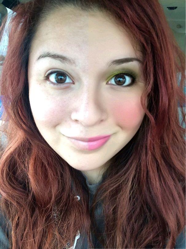 selfie-donne-metà-viso-makeup-video-trucco-03