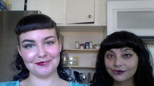 selfie-donne-metà-viso-makeup-video-trucco-07