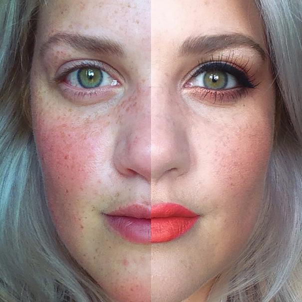 selfie-donne-metà-viso-makeup-video-trucco-31