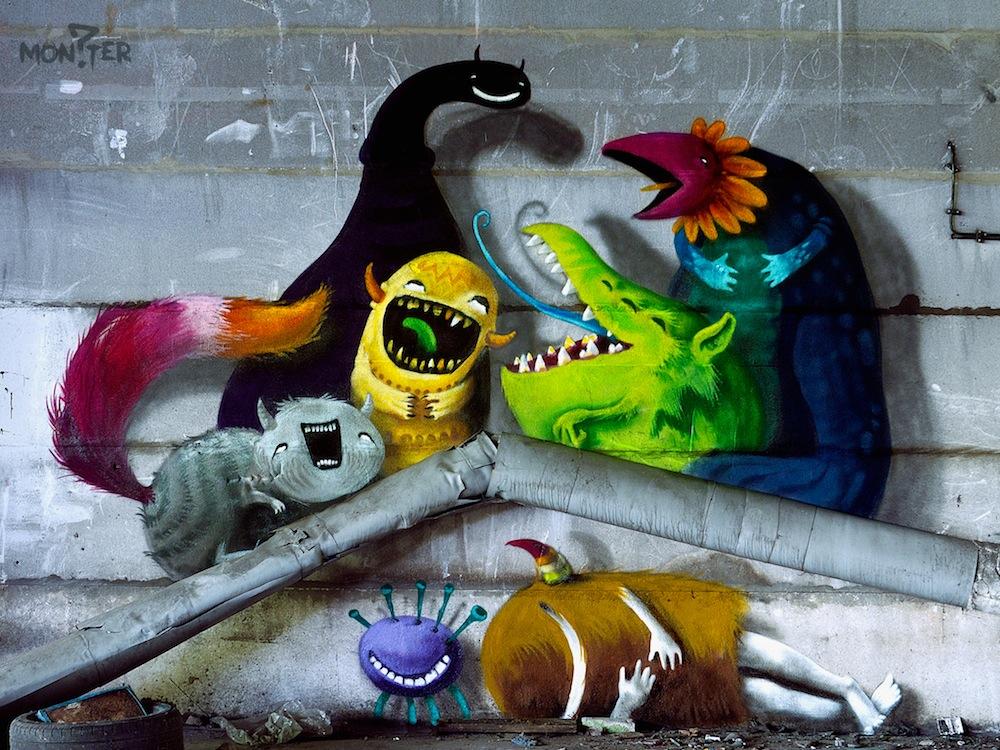 street-art-graffiti-mostri.divertenti-monzter-kim-koster-2
