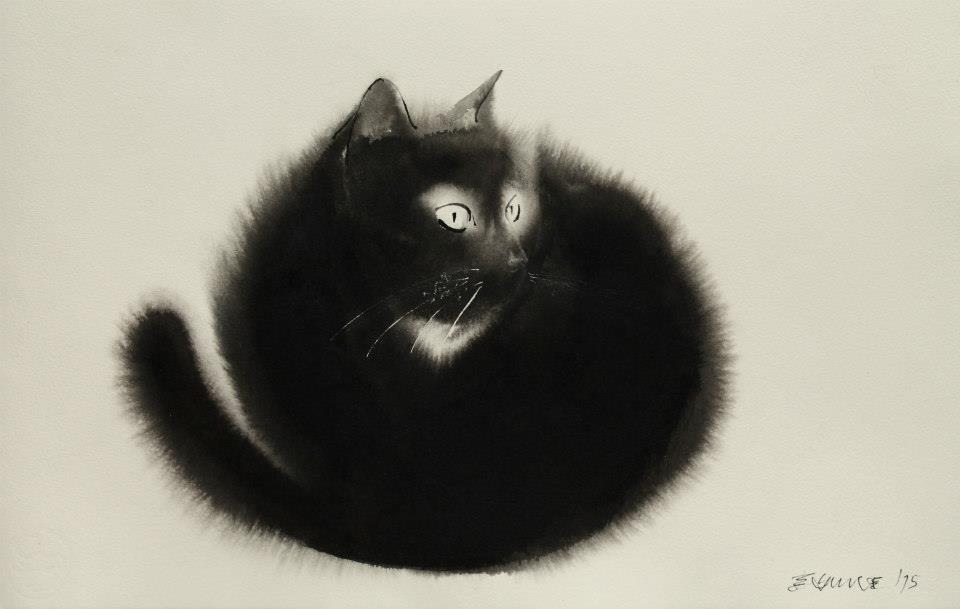 acquerelli-inchiostro-nero-carta-gatti-endre-penovac-1